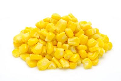 Mais richtig einfrieren