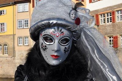 Maskenbälle sind cool.