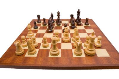 So lernen Sie Schachzüge