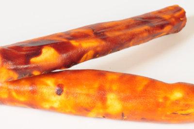 Ochsenziemer gehören zu den Kauartikeln.
