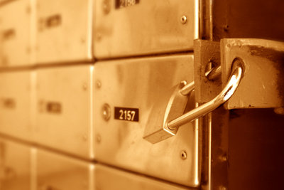 Der Briefkasten ist der Firmensitz.