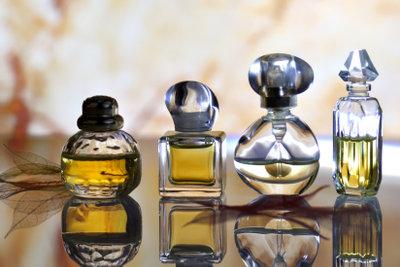 Ein leichtes Parfüm passt zu Jugendlichen.