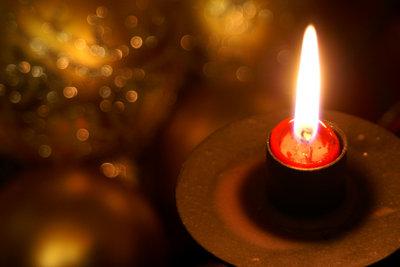 Nicht nur Kerzenlicht ist romantisch.