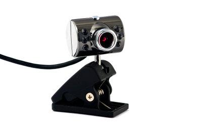 Mit der Webcam Makros aufnehmen