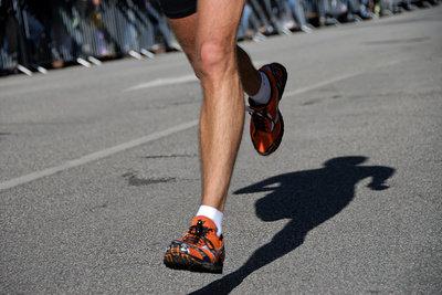 Training für Arme und Bauch beim Laufen