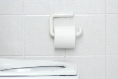 Wackelnde Toilettensitze reparieren!