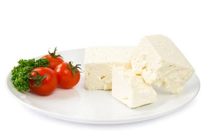 Käse kann auch ein Molkenerzeugnis sein.