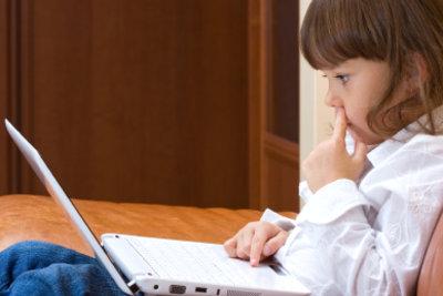 Kinder sollen in sicherem Netzwerk surfen.