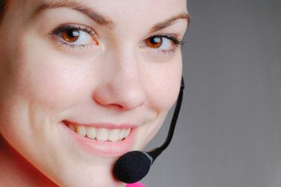 Eine Call-Center-Agent-Bewerbung sollte aussagekräftig sein.