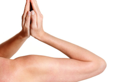 Muskulöse Arme bekommen