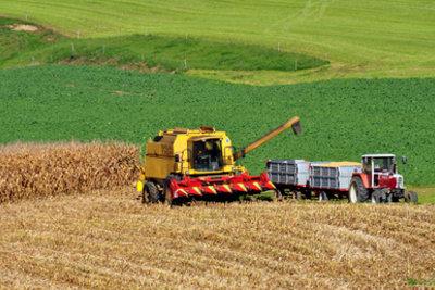 Im Agrar-Simulator werden Sie zum Landwirt.