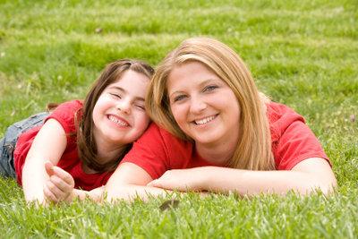 Familienzeit genießen als Hausfrau und Mutter