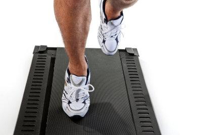Ein Laufband ist das perfekte Trainingsgerät.