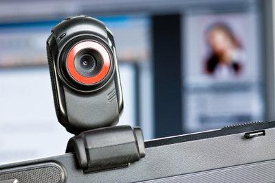 Eine Webcam gehört inzwischen zur alltäglichen Kommunikation.