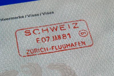 Führen Sie ein Konto in der Schweiz.