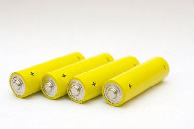 Ohne Batterien funktioniert keine Fernbedienung.