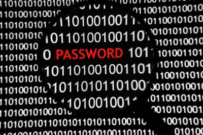 Ein Passwortfehler kann die Ursache sein.