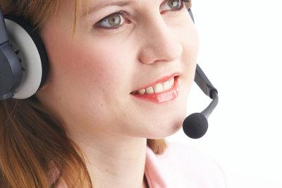 Im Notfall hilft der Kundenservice weiter.