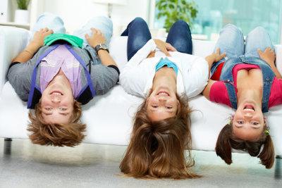 Mit Freunden die Freizeit zu verbringen, macht Spaß.