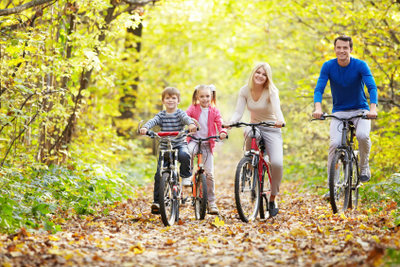 Familie, Bewegung und die Natur - das ist unschlagbar