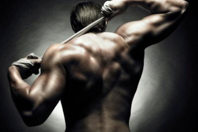 Rückenmuskulatur ist wichtig bei Trichterbrust.