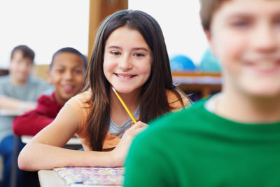 Klassenregeln sorgen für eine gute Atmosphäre.