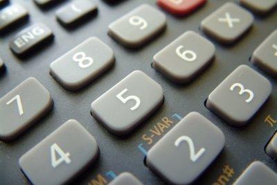 Kleine Zahlen eingeben - Zehnerpotenzen helfen dabei