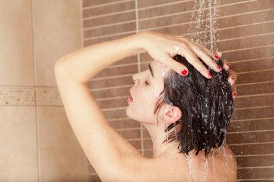 Haare waschen geht auch ohne Shampoo