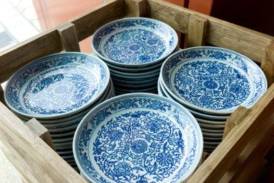Wertvolles Porzellan findet man in vielen Kulturen.