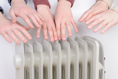 Eine warme Heizung will jeder.
