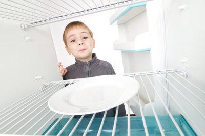 Ist der Kühlschrank leer, ist Erfindungsreichtum angesagt.