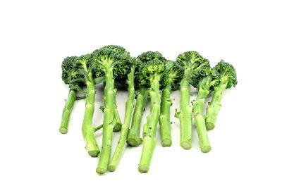 Brokkoli macht schlank und ist bei guter Lagerung länger haltbar.