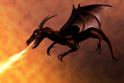Der Kampf gegen Alduin in Skyrim