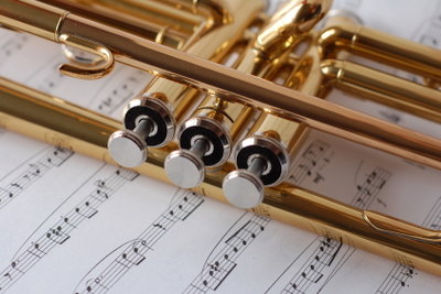 Noten gibt es für jedes Instrument.