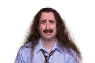 Krauses Haar kann man glätten.