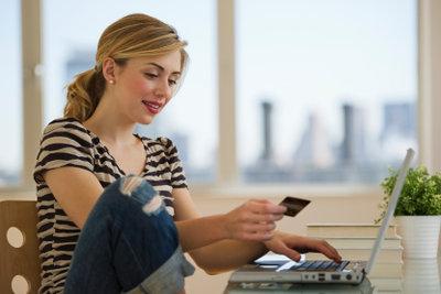 Online-Shopping wird immer einfacher.