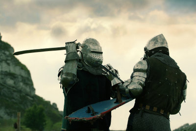 In Skyrim fordert jede Schlacht Opfer.