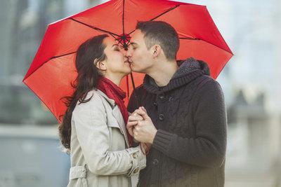 Lassen Sie Ihr Date nicht im Regen stehen!