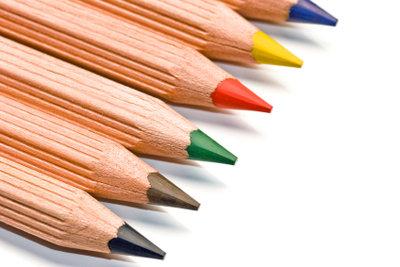 Buntstifte für kreative Köpfe