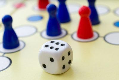 Gesellschaftsspiele für Erwachsene.