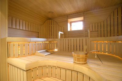 Saunagänge sind gut für Leib und Seele.