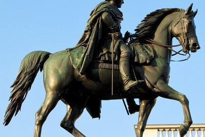 Apposition im Namen - Friedrich der Große