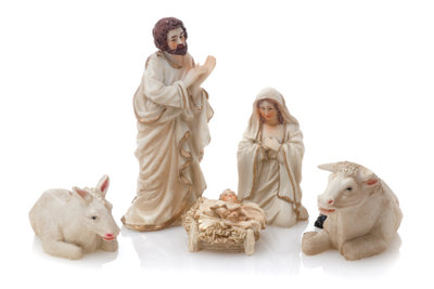 Besprechen Sie die Weihnachtsgeschichte mit den Kindern