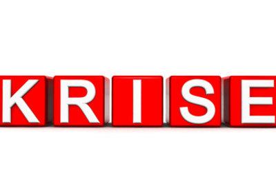 Fallende Kurse gleich Wirtschaftskrise