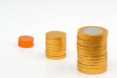 Geld originell verschenken - die Gipstorte