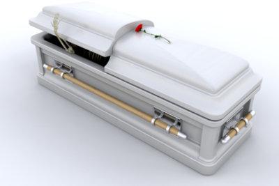 Beerdigungskosten können schnell 10.000 Euro betragen.