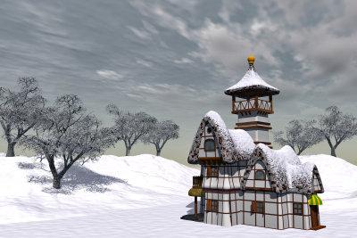 Kaufen Sie sich in Skyrim ein Haus.