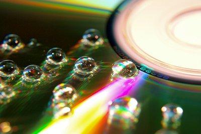 VOB-Dateien bilden den Inhalt einer DVD.