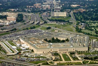 Die Zitadelle besteht aus dem zerstörten Pentagon.