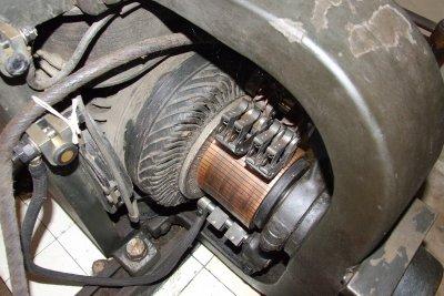 Jeder Generator enthält Magnete.